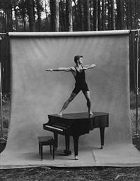 Michael Baryshnikov, White Oak, Flórida, 1990
