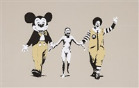 napalm by banksy