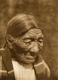 black belly - cheyenne by edward sheriff curtis