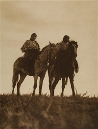 ogalala girls by edward sheriff curtis