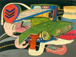 marfak by peter saul
