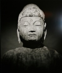 japanese buddha by tom baril