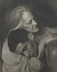 the artist's mother by john dugdale