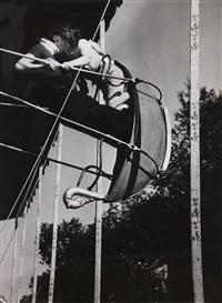 la balancoire (the swing) by brassaï