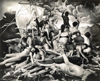 the raft of george w. bush by joel-peter witkin