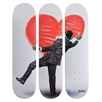 love vandal (set of 3) by nick walker
