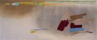 nebel by friedel dzubas