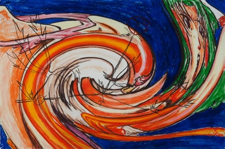 artwork by david salle
