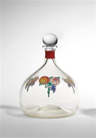 petit flacon little glass bottle by maurice marinot on artnet. Black Bedroom Furniture Sets. Home Design Ideas