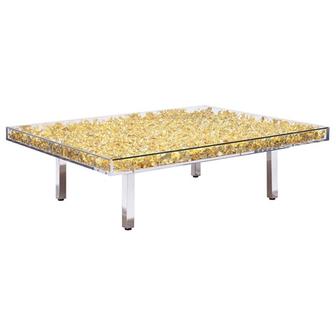 Table Gold By Yves Klein On Artnet