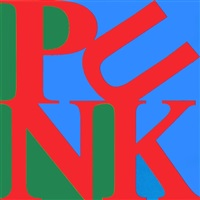 punk by mr. brainwash