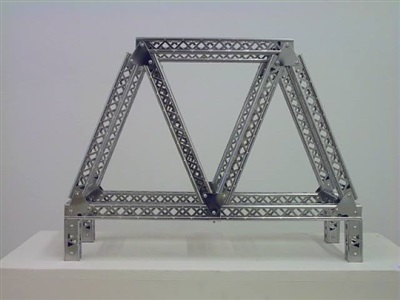 trapezoid bridge by chris burden
