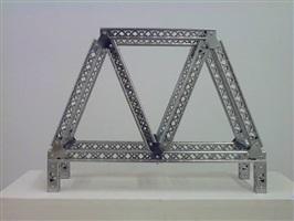 trapezoid bridge by chris burden