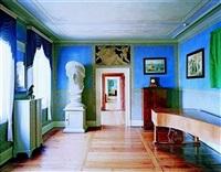goethe-nationalmuseum weimar ii by candida höfer