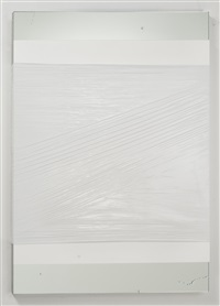 untitled (white panel) by justin beal