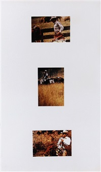 untitled (from cowboys and girlfriends) by richard prince