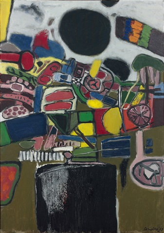 artworks by corneille at galerie des modernes on artnet