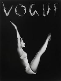 vogue (lisa fonssagrives) by horst p. horst