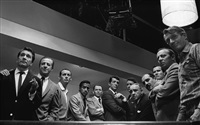 cast of ocean's eleven by sid avery
