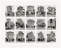 kies- und schotterwerke (gravel plants) by bernd and hilla becher
