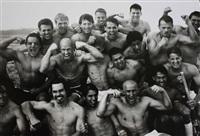 men's olympic field hockey team, arco olympic training center, chula vista, ca by annie leibovitz