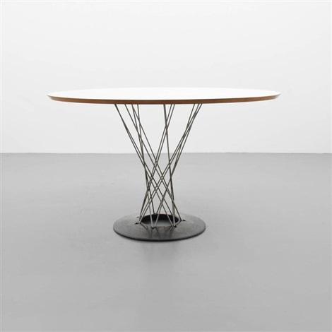 Cyclone dining table by isamu noguchi on artnet - Isamu noguchi table basse ...