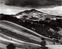 guatemala hills by brett weston