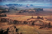 monument valley, utah by ernst haas