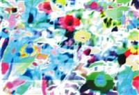flowers ii, (nyima 162) by annelies strba