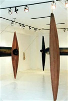 aether dreams/hanging kayaks by leon perreault