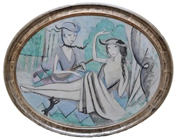 artworks by laurencin at galerie des modernes on artnet
