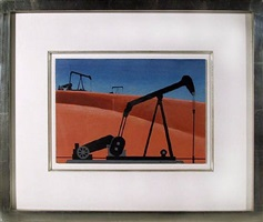 oil well by clarence holbrook carter