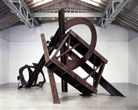 chonk on by mark di suvero
