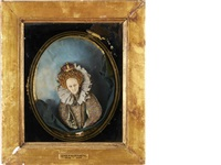 queen elizabeth i by samuel percy