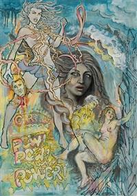 audrey flack paintings