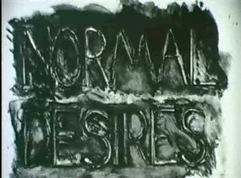 normal desires by bruce nauman