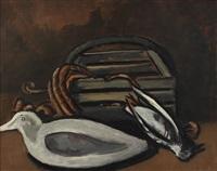Maine Seacoast, Still Life, ca. 1940–1941