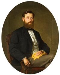 mansporträtt by ivan nikolaevich kramskoy