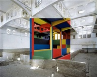casablanca i by georges rousse