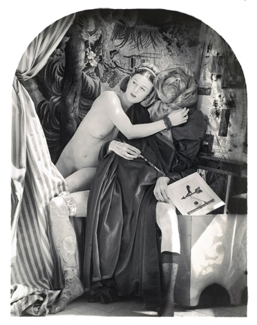 Joel Peter Witkin - Raphael and La Fornaria ( 2003)