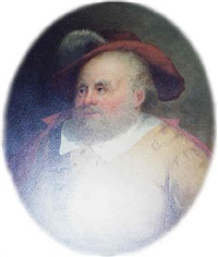 john henry hackett as falstaff (ap-113) by george henry durrie