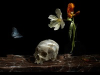 The Great Leveller (from Vanitas), 2010