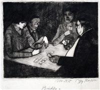 The Bridge Party, 1918