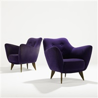 perla lounge chairs (2 works) by giulia veronesi