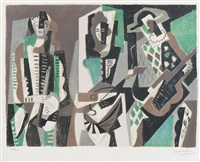 le concert by gino severini
