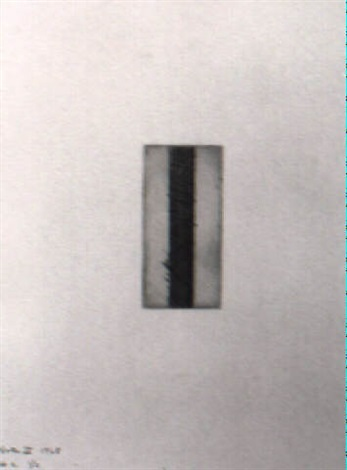 note ii by barnett newman