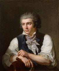 Portrait of the sculptor Barthelemy Corneille