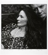 June Carter e Johnny Cash, Hiltons, ..., 2001