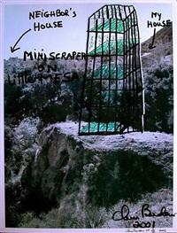 miniscraper on little mesa by chris burden