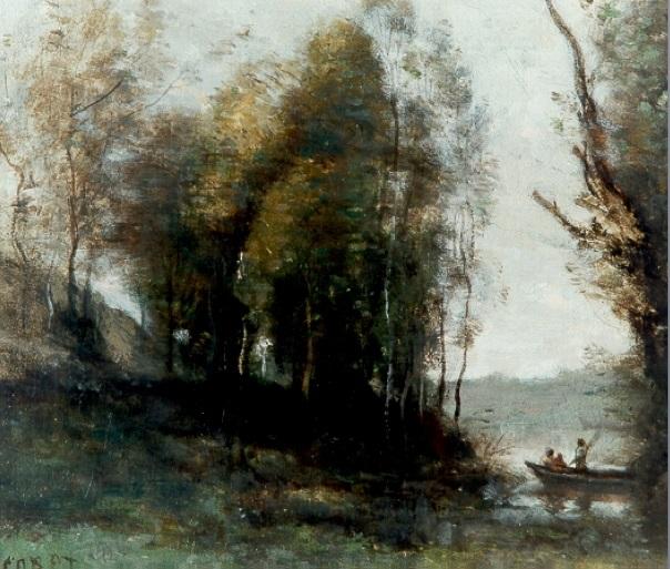 Le Passeur by Jean-Baptiste-Ca...